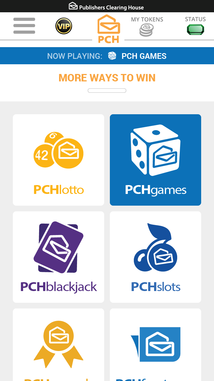 PCH App Concepts - Lionplex Design & Illustration