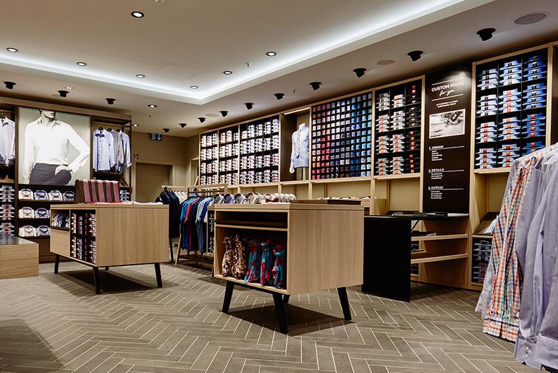 ETERNA STORE CONCEPT Jonas Görtz Interior Architecture Product Mesmerizing Interior Design Retail Concept